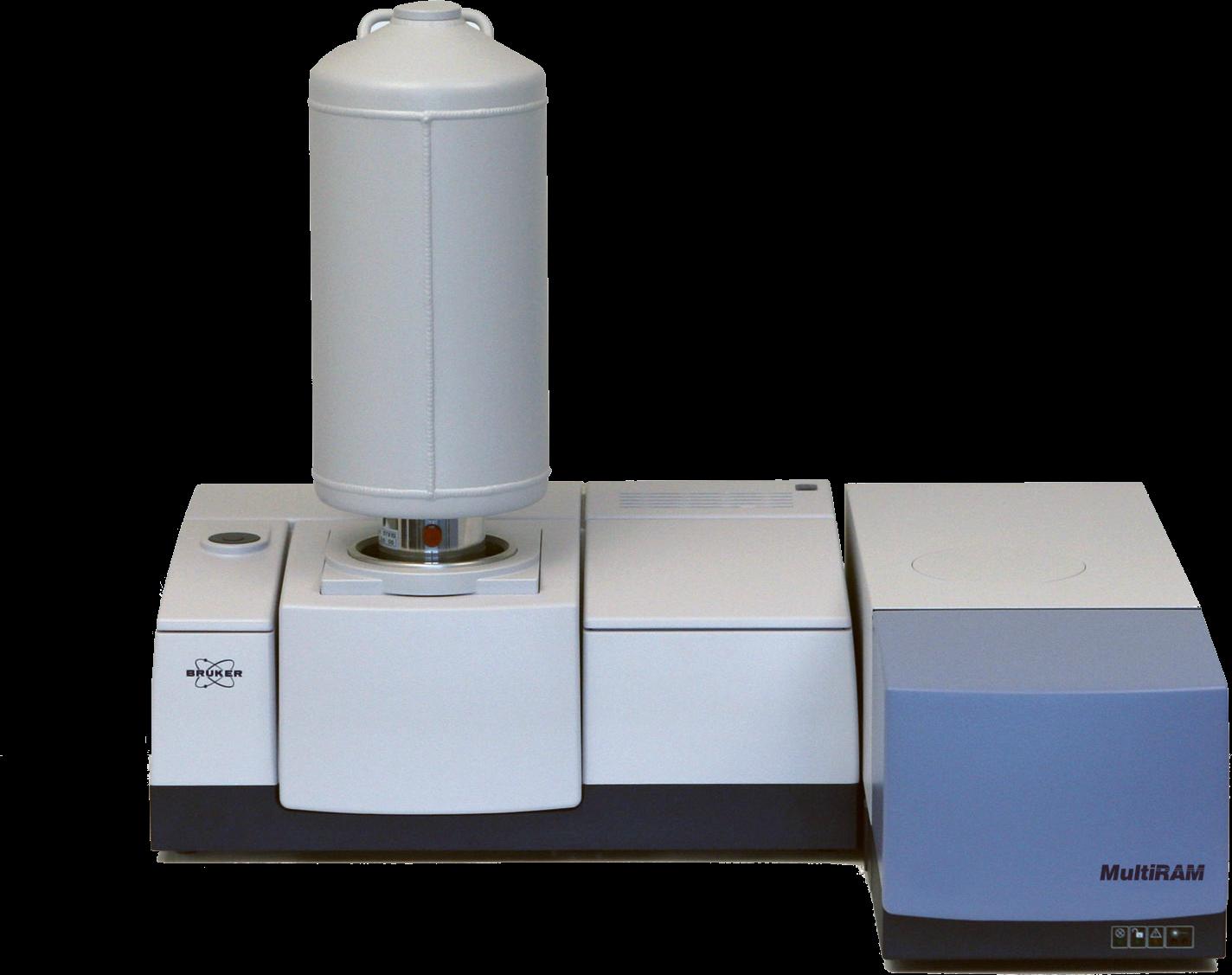MultiRAM Stand Alone FT-Raman Spectrometer